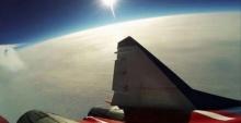 สวยงามไม่เคยเห็นแบบนี้แน่นอน นักบินพาบินขึ้นไปดู ขอบโลก