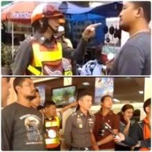 แถลงข่าวร่วม ระหว่างสองพ่อลูกและตำรวจ จากเหตุยกรถ!!!