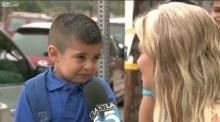 คำถามแทงใจดำเด็ก  ปากตอบไม่..แต่น้ำตาแตก!!