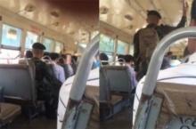 รั้วของชาติ!!!ลุกสละที่นั่งบนรถเมล์ให้ทุกคน จะยอมนั่งเมื่อไม่มีคนแล้ว