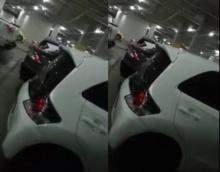 จะเอาฮาหรือหลอน!!! ชาวเน็ตแชร์คลิปรถสั่นกระตุกในลานจอดรถ!!