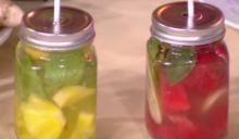 วิธีทำ Infused water - น้ำหมักผลไม้ เพือสุขภาพ