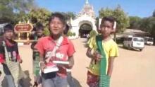 เข้าใจเลยว่า ทำไมภาษาอังกฤษของไทยถึงครองบ๊วย เมื่อเด็กพม่าพูดได้ขนาดนี้!!