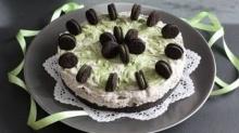วิธีทำโอรีโอ้ ชีสเค้ก แบบไม่ต้องอบ