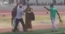 คลิปโหด! หมอผีกาน่า ทำพิธีให้ทีมฟุตบอล!