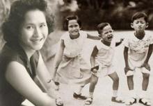 หาชมยาก! พระพี่นางฯ เล่าเรื่องวัยเยาว์ของในหลวง (คลิป10ตอนจบ)