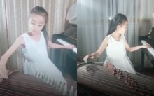 เก่งมาก! สาวน้อย 9 ขวบ โชว์เล่น 'กู่เจิง-เปียโน' พร้อมกัน!! (คลิป)