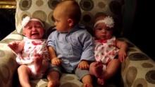 จะเกิดอะไรขึ้น !! เมื่อพี่ชายตัวน้อยเจอน้องสาวฝาแฝด