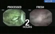 เมื่อบะหมี่กึ่งสำเร็จรูปเข้าไปในท้องเรา จะอืดแค่ไหน? มาดูกัน