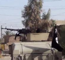 วินาที ISIS ถล่มทหารอิรัก ในอันบาร์!!!