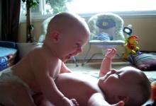 มุ้งมิ้ง ใสใส ในสไตล์เด็กแฝด