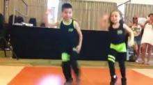 เด็กเต้นอย่างพริ้ว หนูเป็นใช่ไหมลูก!!