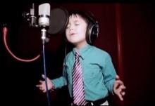 ตะลึง!!เด็กชาย 4 ขวบขับร้อง I Will Always Love You เพราะสุดๆ