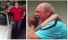 น้ำตาซึม..ลูกสาวทำสิ่งนี้เซอร์ไพรส์พ่อ ตอบแทนที่ทำเพื่อเธอทั้งชีวิต