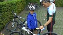 สุดประทับใจ!!! สมเด็จพระบรมฯ และพระองค์ทีฯ ทรงจักรยานในวันหยุด