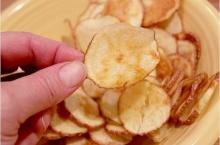 ทำ Potato Clip ง่าย ๆ ด้วยไมโครเวฟ