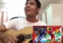 กระแสบอลยังไม่จบ !! เพลง เวียดนามตัดพ้อ โดย ปีโป้ สามบาทห้าสิบ!!