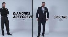 60 ปี ประวัติศาสตร์ เจมส์ บอนด์ 007 รวมให้ดูใน 4 นาที!