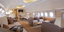 10 เครื่องบินส่วนตัวที่หรูหราที่สุดในโลก