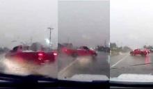 ฝนตกอย่ามั่นใจ!! ผมรู้ว่ารถพี่แรง ไม่มีใครเขาแข่งกับพี่หรอก