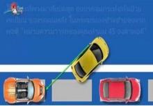 วิธีถอยรถเข้าซอง สูตรมาตรฐาน... รู้แล้ว...ง่ายนิดเดียว