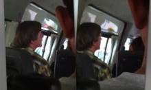 คนขับรถตู้ ปะทะคารม ผู้โดยสารฝรั่ง