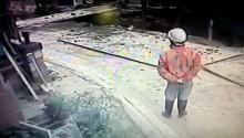 คลิประทึก ท่อน้ำระเบิดรุนแรงที่ไต้หวัน เสียชีวิต 1 ศพ