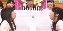 แหวะ!!  เกมโชว์ญี่ปุ่น แข่งเป่าแมลงสาบลงคอ