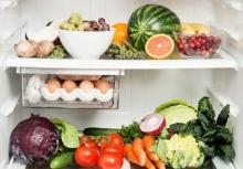 อาหารที่ไม่ควรแช่ตู้เย็น