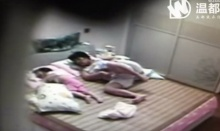 เมื่อพ่อแอบติดกล้องไว้ในบ้าน เลยไดรู้ว่าลูกต้องถูกทำร้ายขนาดนี้!!!
