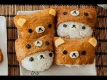 ข้าวห่อหมีคุมะ..น่ารักน่ากินสุดๆๆ