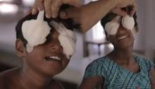 ซึ้งเลย!!2พี่น้องตาบอดตั้งแต่เกิด ได้ผ่าตัดและมองเห็นโลกครั้งแรก!!