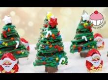 ต้นคริสต์มาสจากคิทแคท