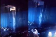 ฮือฮากันทั้งโรง!เมื่อในโรงหนังน้ำทะลักออกมาแบบนี้ ยิ่งกว่า4Dจริงๆ(ชมคลิป)