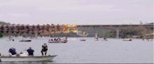ชวนชมการระเบิดสะพานที่สวยที่สุด!