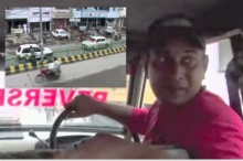 หนุ่มอินเดียเทพ! ขับรถถอยหลังทุกเส้นทางนาน12ปี