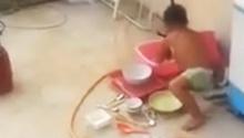 ดังกระฉ่อน! แค่เด็กล้างจาน ทำไมถึงดังได้ ต้องดู