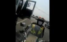 แชร์ว่อน! ...ถูกตำรวจจับ ข้อหา ป้ายทะเบียนรถแกว่ง !!