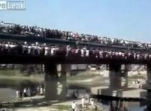 การโดยสารรถไฟอินเดียสุดโหด ไม่แข็งแรงจริง ขึ้นไม่ได้!!