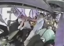 อลหม่าน! รถคว่ำขณะที่คนบนรถไม่คาดเข็มขัดฯ จะเป็นไง ต้องดู!