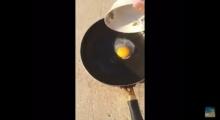 แดดประเทศไทย ทอดไข่สุกได้ ???