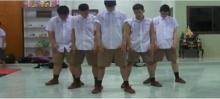 ดูK-pop มาเยอะแล้ว มาดูนักเรียนไทยโชว์ Thai-pop แบบเจ๋งๆ กันดูบ้าง!!!