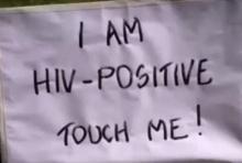 น้ำตานอง!!คลิป ผมเป็นเอดส์ คุณกล้าแตะตัวผมไหม