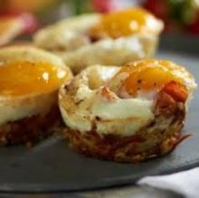 น่ากินมาก!! Bacon and Egg Cups