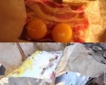แค่มีถุงกระดาษ ก็ทำอาหารแสนอร่อยได้!