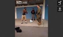 ปะทะเดือด! จิ๊กโก๋ท้าดวลทหารนาวิกฯ