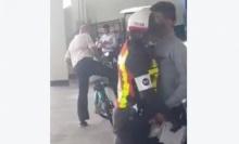 สุดเดือด!!ตำรวจ VS ประชาชน กระแทกไปมาหวิดมีมวย
