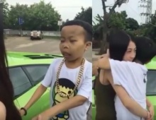 พี่เหงือก ไทเป มาอีกล้าวว บอกรักแฟนคนใหม่หน้ารถแลมโบกินี่สุดหรู!!!