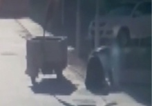 สยอง!!ท่อระบายน้ำระเบิดใส่พนง.2คนดับ!!