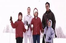 หาชมยาก! ในหลวง พระราชินี ทรงเล่นสกี ร่วมพระโอรส-ธิดาทั้ง 3 ที่สวิตเซอร์แลนด์